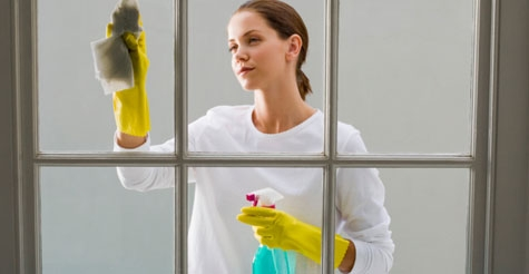 $49 for interior window cleaning for up to 20 windows from Prestige Cleaning