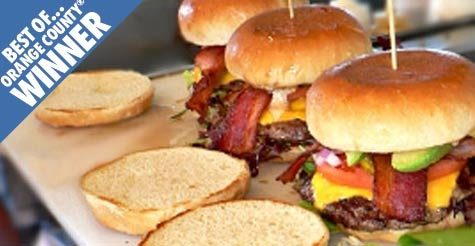 $10 for $20 worth of food & drinks at GBurger