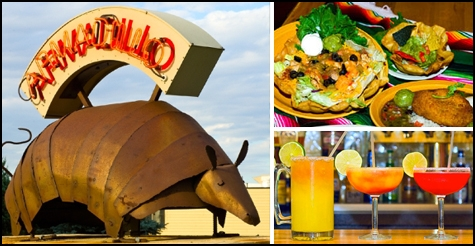 $15 for $30 of Mexican food & drinks at Armadillo Restaurant