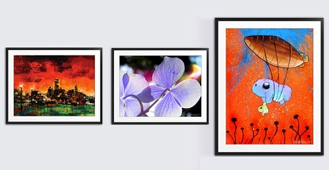 $45 for 3 months of unlimited artwork from TurningArt