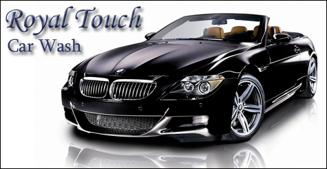 voice daily deals 10 for 39 the works 39 car wash at royal touch car wash. Black Bedroom Furniture Sets. Home Design Ideas