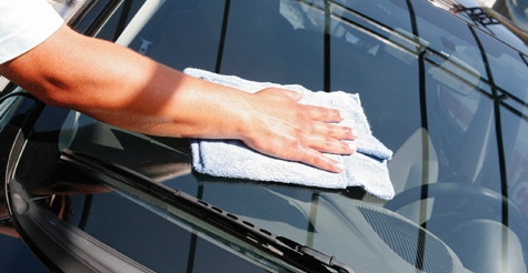 $25 hand car wash and mini detail package from Derek's Auto Detail