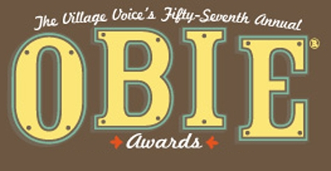 $13 for a GA ticket to The Village Voice's 57th Annual Obie Awards