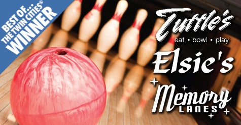 $10 for 2 hours of bowling for up to 5 people
