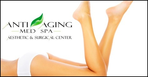$89 for 3 complete cellulite reduction sessions from Anti Aging Med Spa
