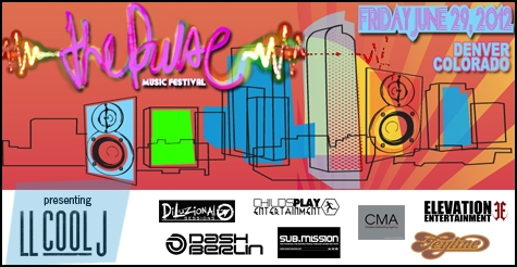 $35 GA ticket to Pulse Music Festival