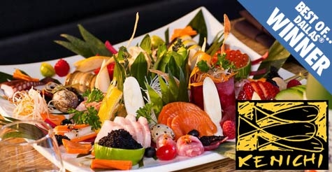 $30 for $60 of food & drink at Kenichi