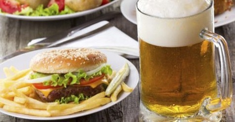 $10 burger and craft beer crawl