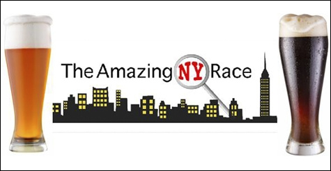 $30 for one ticket to The Amazing New York Race: Bar Crawl