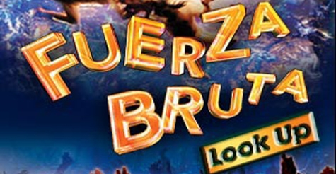 $40 for one ticket to Fuerza Bruta