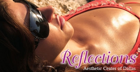 $45 for 3 spray tans from Reflections Aesthetic Center of Dallas