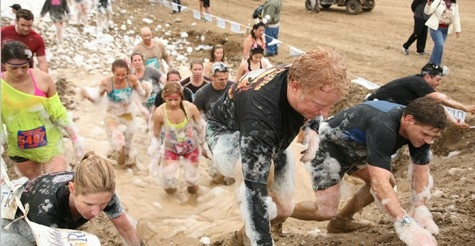 $29 registration for one at the Irvine Lake Mud Run on 6/23/2012