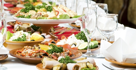 $49 for $100 of full-service catering from Onesto Catering and Events