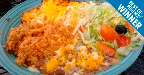 Best Mexican Food Dallas Fort Worth Area