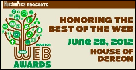 $15 for one ticket to Houston Web Awards