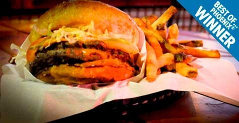 $10 for $20 Worth of Food & Drink at Tempe Tavern