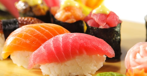 $25 for $50 worth of sushi and Japanese cuisine plus 2 glasses of sake at 7015 Melrose Sushi & Sake