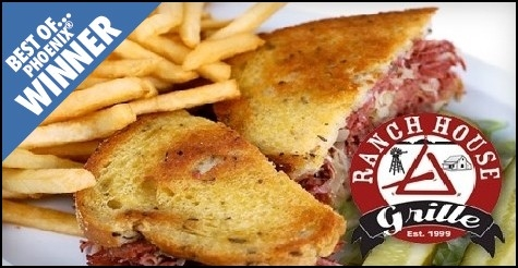$10 for $20 worth of food & drink at Ranch House Grille