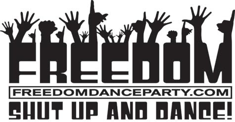 $20 for two tickets to The Freedom Dance Party