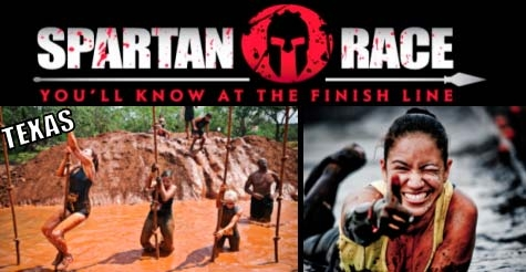 $55 early registration to Spartan Beast Mud Race Texas, December 2012