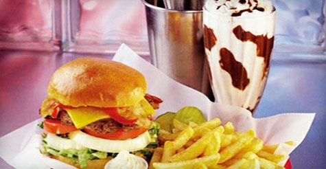 $5 for $10 of food & drink at the Original 5 & Diner on 16th Street