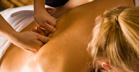$35 for a 60-minute Swedish massage from Center for Wellness