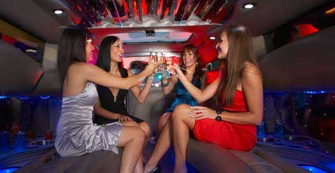 $125 for 2-hour party bus rental from Party Bus Entertainment