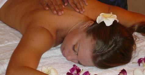 $35 for an 80-minute massage spa package from Marico Massage