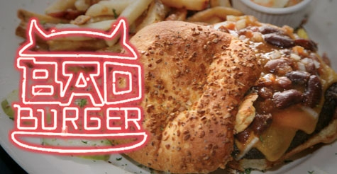 $10 for $20 worth of food & drink from Bad Burger
