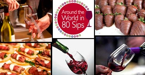$37 for a GA ticket to Around the World in 80 Sips at Minute Maid Park