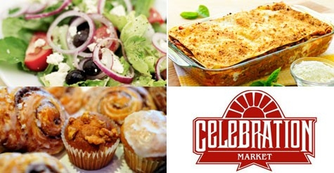 $12 for $25 of food & drink at Celebration Market