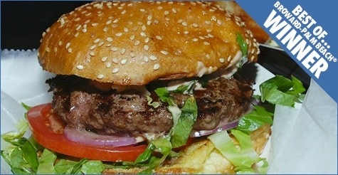 $10 for $20 worth of food & drink at Charm City Burgers