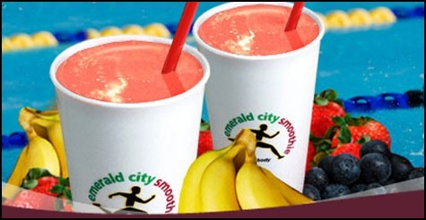 $10 for $20 at Emerald City Smoothies