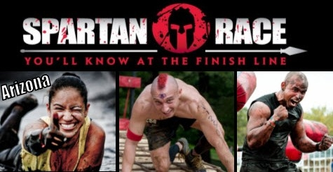 $30 early registration to Arizona Spartan Sprint Mud Race February 2013