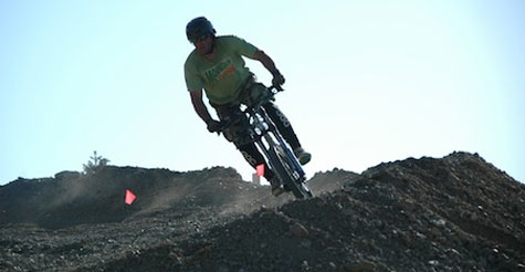 $22 for a Mountain Biking - 1 day full access pass