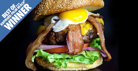 $10 for $20 worth of food & drink at ROK:BRGR Burger Bar and Gastropub