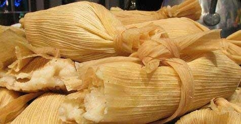 $25 for a 2-hour tamale making class from Tarasco's