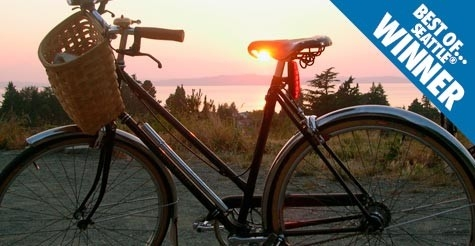 $35 for all-day bicycle rentals for 2 from Aaron's Bicycle Repair