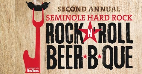 $35 for one VIP ticket to Rock n' Roll Beer-b-que