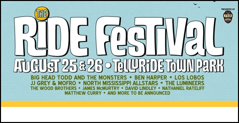 $48 for a 2-day GA ticket to the Ride Festival
