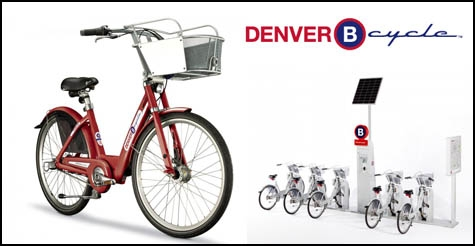 $15 for a 30-day unlimited membership to Denver B-cycle