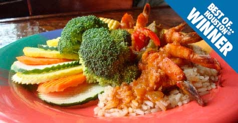 $10 for $20 at Reggae Hut Cafe