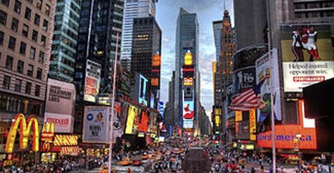 $19 for the Times Square Walking Tour