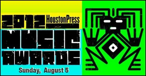 $25 for a VIP ticket to the Houston Press Music Awards Showcase