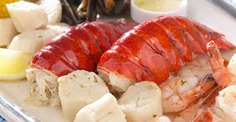 $65 for a lobster bake for two from Get Maine Lobster