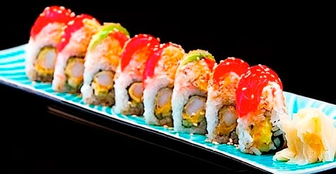 $12 for $25 at Crave Sushi