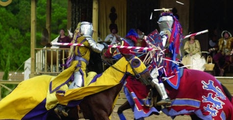 $17 for a weekend pass to the Texas Renaissance Festival