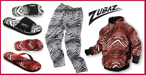 $15 for $30 worth of clothing & accessories on Zubaz.com