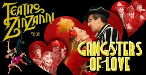$53 ticket to Teatro ZinZanni's Gangsters of Love