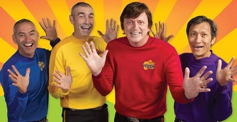 $14 for a ticket to Celebration: The Wiggles! Live in Concert